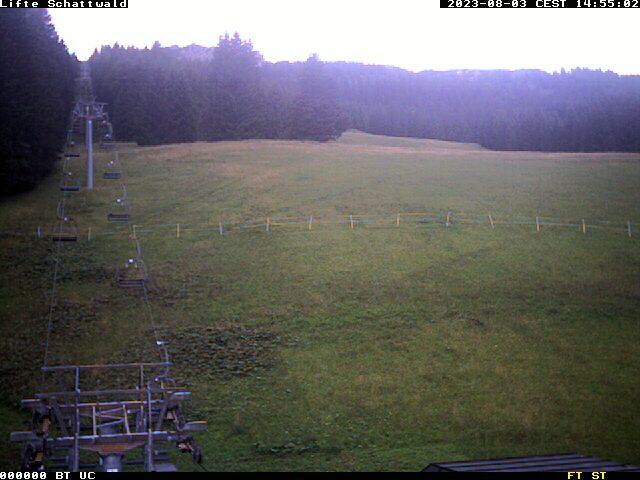 Webkamera Schattwald-Zöblen