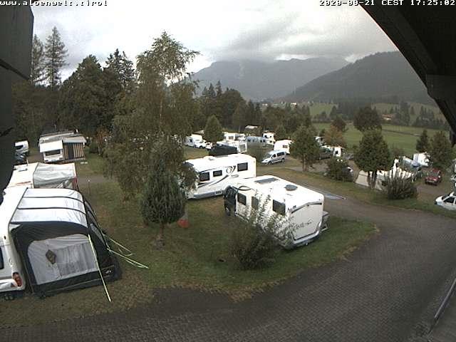 Webcam Campingplatz